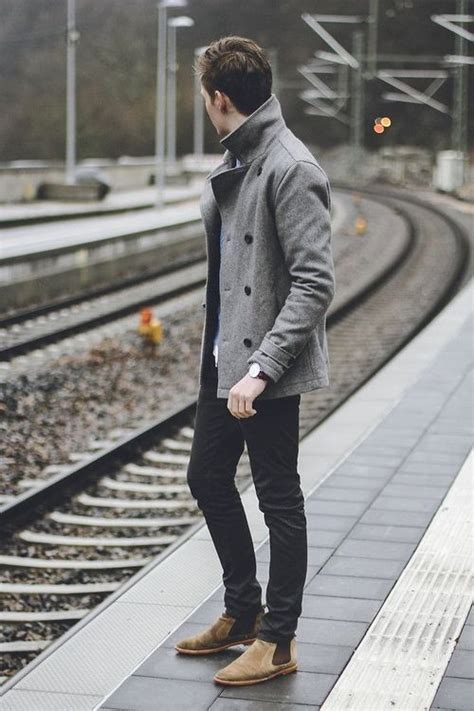 Sweater Rown Dvsn suede chelsea boots blundstone fashion inspiration