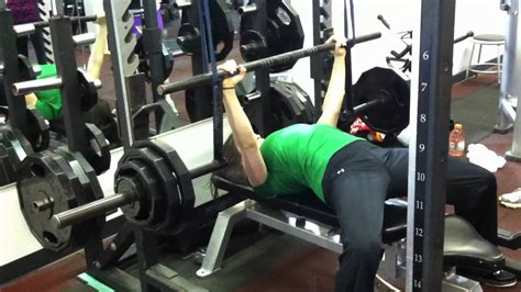 cambered bar bench press future method bench press with giant cambered bar youtube