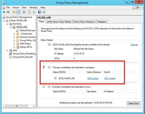 windows server     improved group policy