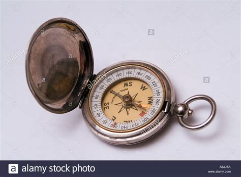 pocket compass sale antique pocket compass circa 1930s stock photo royalty