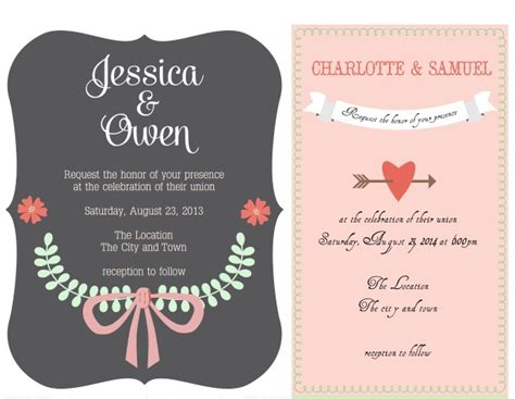design invitation card in photoshop cool new photoshop freebies for january 2014 designfollow