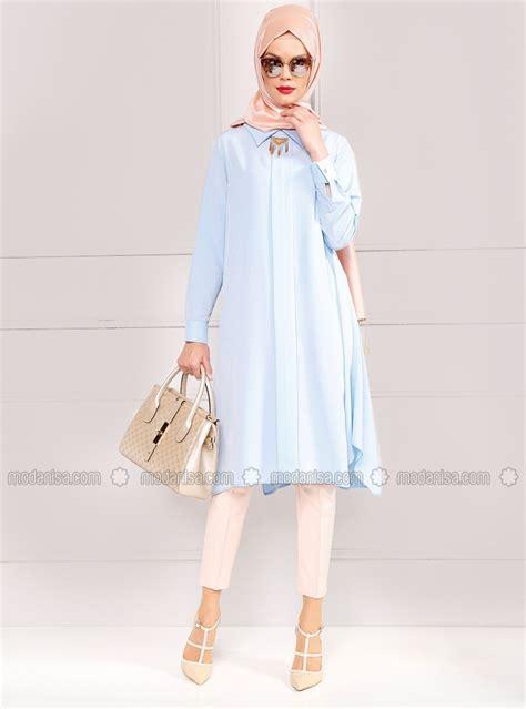 Baju Wanita Baju Atasan Wanita Baju Muslim Blus Muslim Tunik Treefi trend model baju atasan muslim wanita terbaru 2018