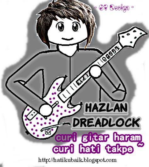 doodle aku sayang kamu hatikubaik koleksi doodle mr dreadlock