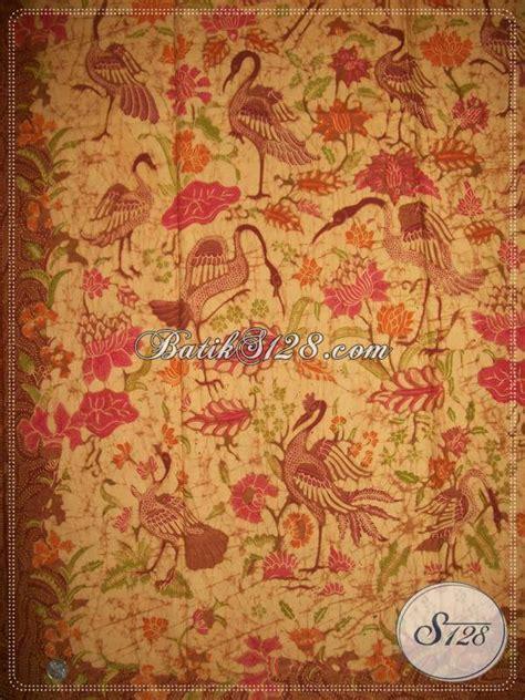 Dress Batik Handmade Kode T 881683 toko aneka kain batik tulis handmade asli pengrajin batik di kain batik tulis untuk