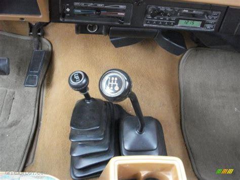 1995 Jeep Wrangler Transmission 1995 Jeep Wrangler Grande 4x4 5 Speed Manual