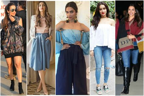 top trends top fashion trends we saw in 2016 and how bollywood donned