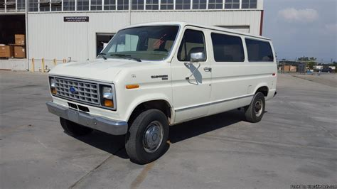 how to sell used cars 2005 ford e250 parking system 1990 van cars for sale used cars on buysellsearch