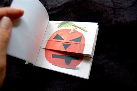 pumpkin carving flip book fun family crafts