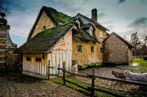 Cottage Homes Pictures by French Farm House Jigsaw Puzzle