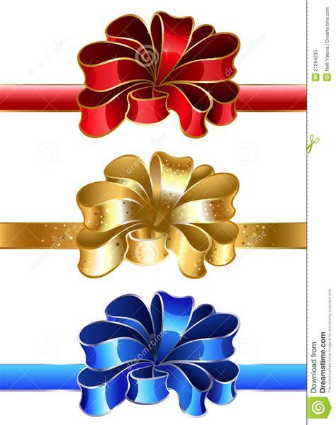 festive bow royalty free stock photo image 27284235