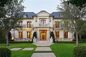 Patio Homes Dallas 12 000 Square Foot French Inspired Home In Highland Park