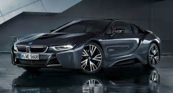 bmw i8 goes with new protonic silver edition