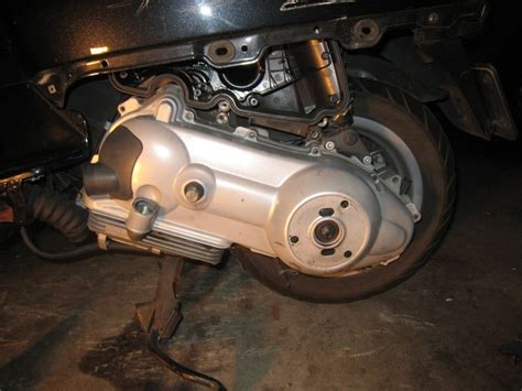 Roller Kawahara For Modern Vespa modern vespa lx150 roller replacement question