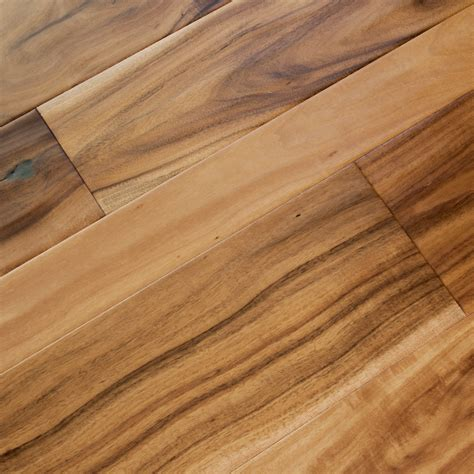 artisan acacia natural hand scraped engineered hardwood flooring