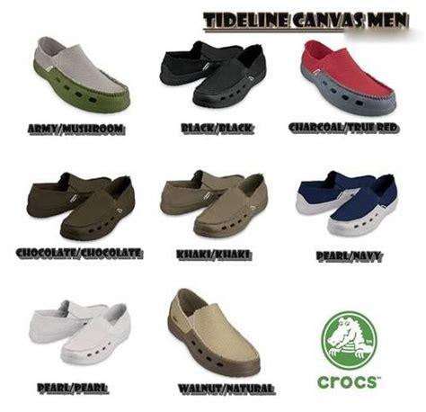 Sandal Dan Sepatu Crocs sepatu dan sandal crocs pria