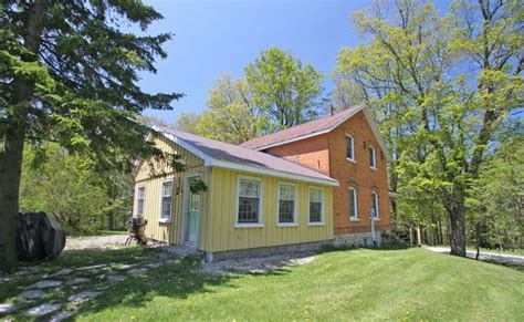 Cottages Collingwood by Farmhouse Cottage Collingwood Ontario Canada Vrbo