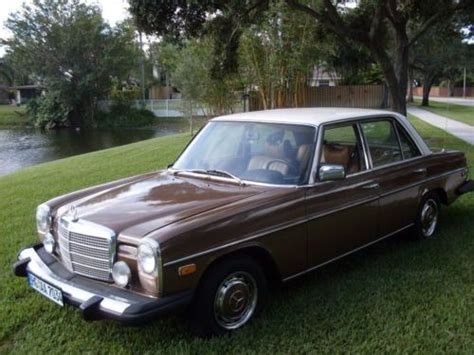 1976 Mercedes 240d by Buy Used 1976 Mercedes 240d In Great Condition