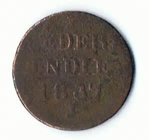 Koin Elizabeth 11 koin kuno langka coin nederl 1837 1 cent