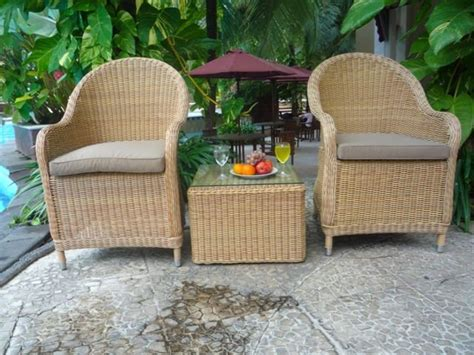 Outdoor Rattan Furniture Sets To Patio Decoration Nytexas Synthetic Wicker Outdoor Furniture