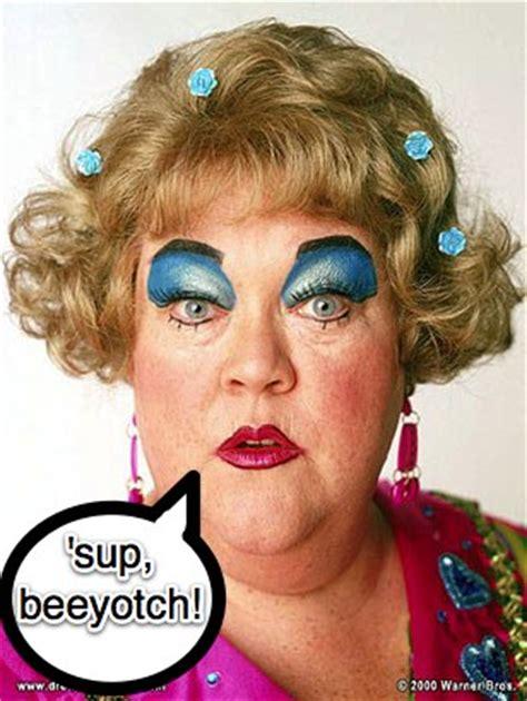 Meme Drew Carey - mally city chick smokey eye kit in nolita navy makes blue