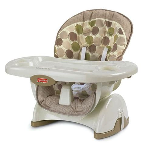 space saver booster seat space saver high chair 60 fisher price baby 2