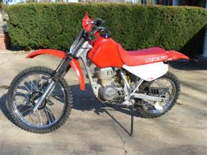 Honda 100 Dirt Bike 2000 Honda Xr100 Dirt Bike Clean Machine