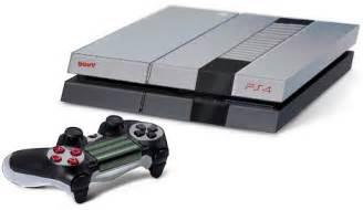 Playstation 4 nes concept playstation 4