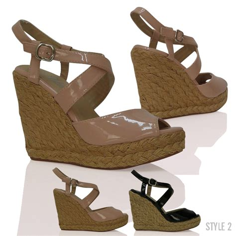 the gallery for gt beautiful shoes wedges