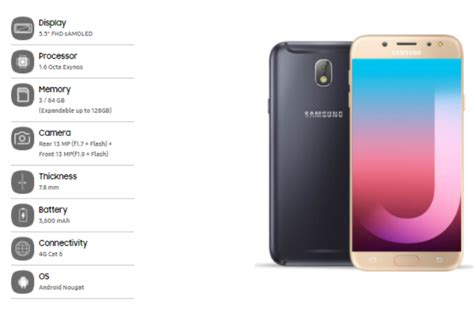 Samsung J7 Pro Price samsung galaxy j7 pro galaxy j7 max launched in india