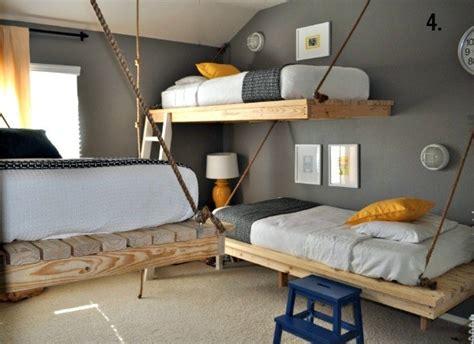 letti appesi al soffitto falegnameria fai da te lavorare il legno falegnameria