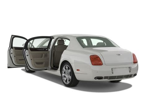 bentley door image 2008 bentley continental flying spur 4 door sedan