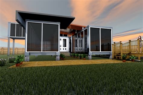 build a home are you ready to build a container home mods international