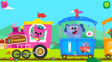 Play Store Number Pinkfong 123 Numbers Android Apps On Play
