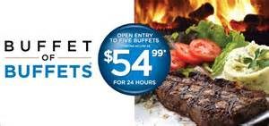Rio Buffet Coupons by Buffet Of Buffets Pass Coupons Amp Deals 2017