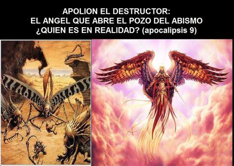 libro el pozo de la manual b 205 blico doctrinal de alexander gell apolion el destructor el angel que abre el pozo del