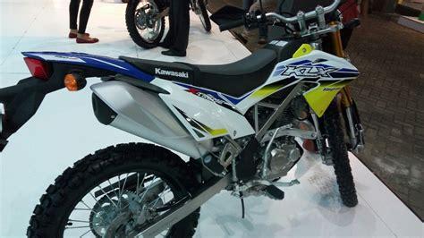 Swing Arm Kawasaki Klxl 150 impresi warna baru kawasaki klx 150 bf se dtracker 150