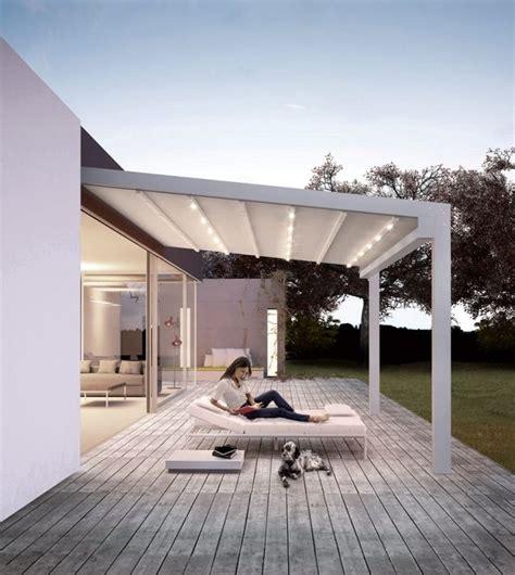 led terrasse die besten 25 terrassenbeleuchtung ideen auf