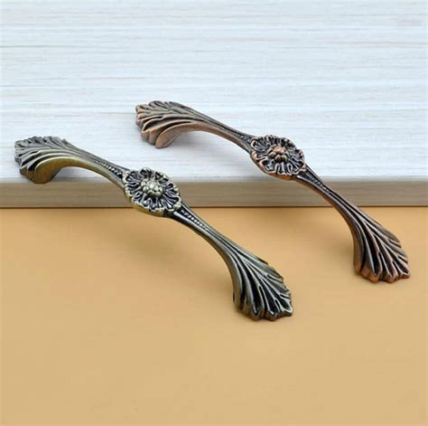 Unique Drawer Handles by Unique Drawer Pulls The Leaves Style Cabinet Pulls Handle