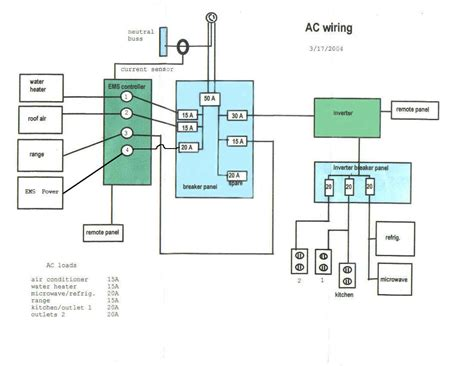 xantrex 458 inverter charger wiring diagram xantrex
