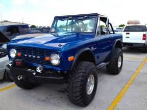 73 Ford Bronco Ford Build This Bronco And A Size Model With
