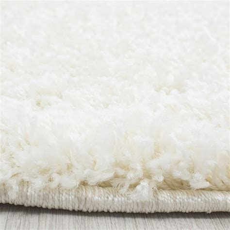 thick pile shaggy rug 5cm thick soft touch shaggy shag pile rugs runner circles large rugs ebay