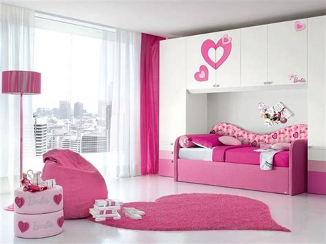 girly bedroom pink teenage rooms