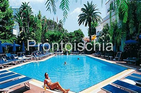hotel con piscina termale interna ed esterna hotel floridiana ischia recensioni e offerte isola d