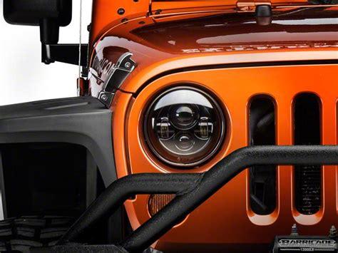 2007 Jeep Wrangler Headlights How To Install Raxiom Led Headlights On Your 2007 2016