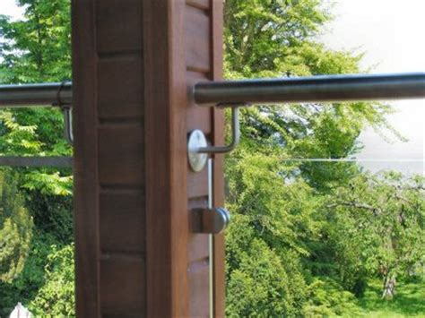 geländer din altan terrasse