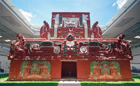 imagenes de los mayas de honduras rosalila temple copan honduras