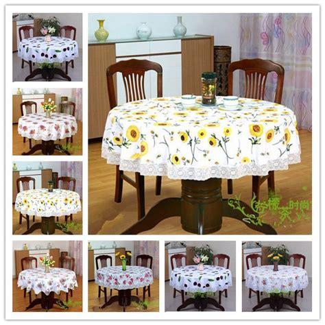 Taplak Meja Makan Oval Taplak Bening Taplak Transparan Plastik taplak meja makan plastik images