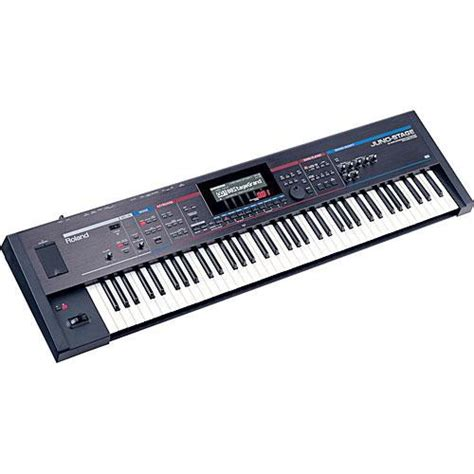 Keyboard Korg Juno roland juno stage 76 key expandable synthesizer juno stage b h