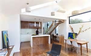 Small Kitchen L Shaped Layout - modern renovation in fitzroy north australia