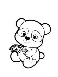 imagenes de ositos tiernos para dibujar a lapiz top mejores dibujos de pandas 161 adorables
